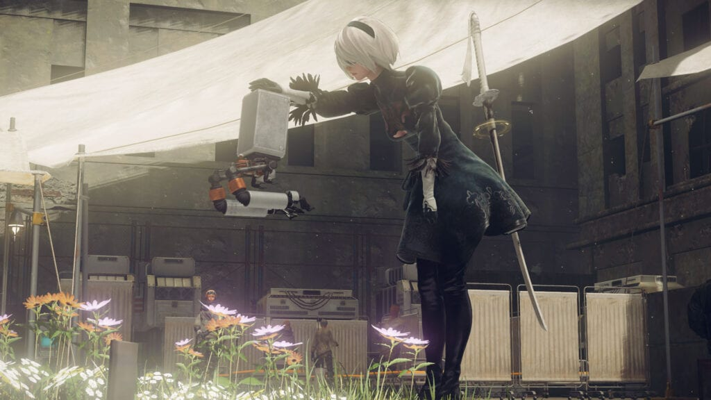 "NieR: Automata Producer Reveals ""We Might Be Able To Open Another Door In The NieR Universe"""