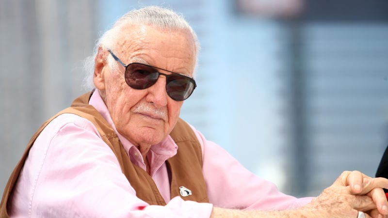 Stan Lee Is Reportedly The Victim Of Ongoing Elder Abuse