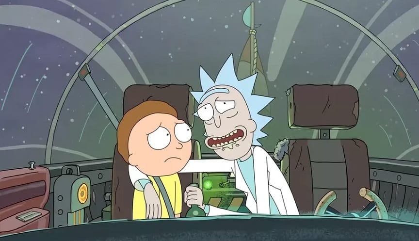 Rick And Morty Receives Massive 70-Episode Renewal