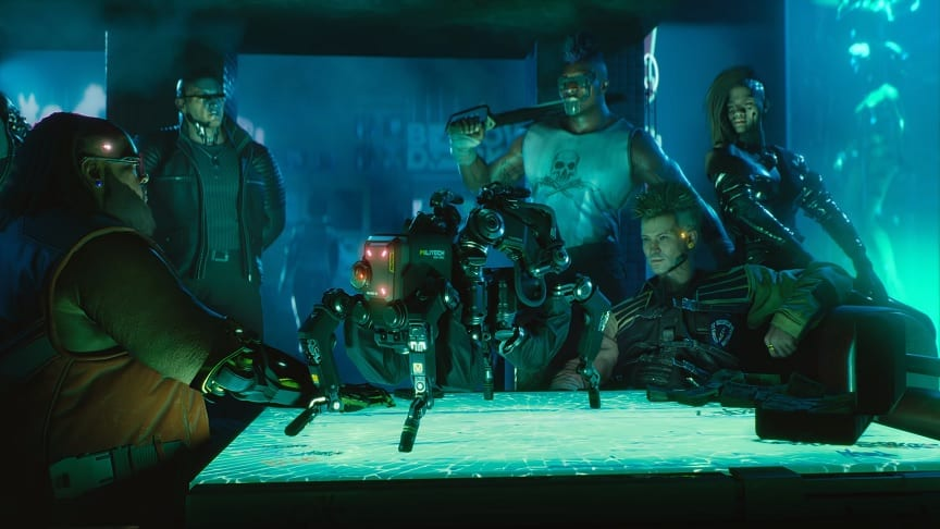 """Cyberpunk 2077 E3 2018 Explained In """"Frame By Frame"""" Series By CD Projekt Red (VIDEO)"""