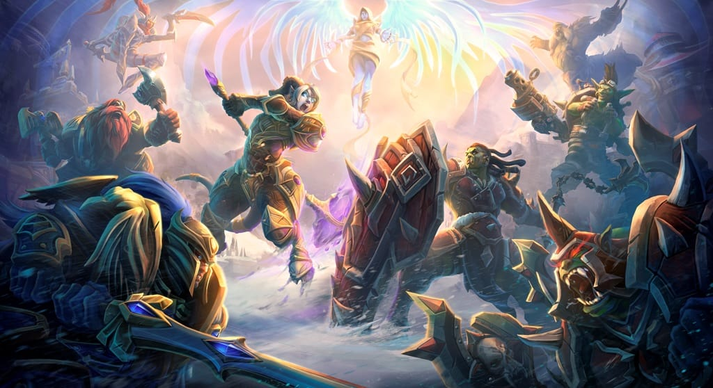 Heroes Of The Storm 'Echoes Of Alterac' Update Introduces New Warcraft Character And Battleground