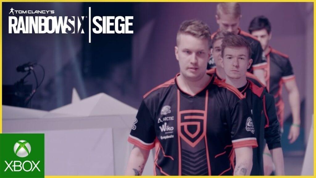 Rainbow Six Siege: Another Mindset eSports Documentary Revealed At E3 (VIDEO)