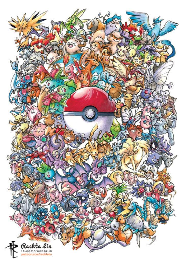 via http://www.rachta.com/portfolio-posts/pokemon-all-151-classic-first-gen/