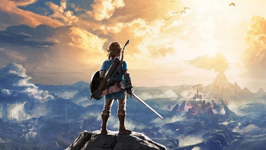 Metal Gear Film Director Gives Legend Of Zelda Movie Pitch At Comic Con (VIDEO)