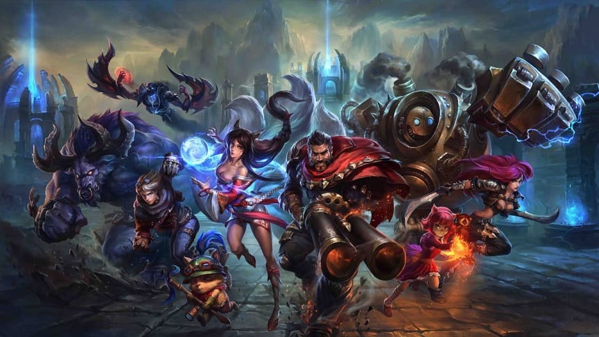 League of Legends MMO Teased By Riot Games Co-Founder