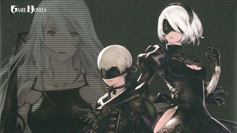 NieR: Automata Novelizations Coming Soon To The West
