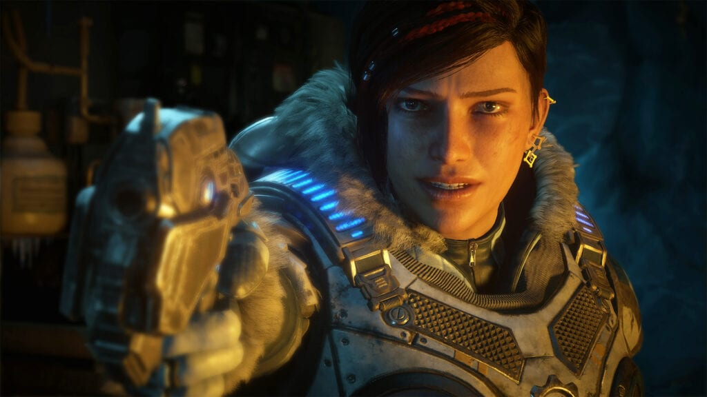 Gears 5 Enemy