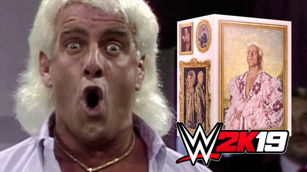 WWE 2K19 Ric Flair Wooooo! Edition