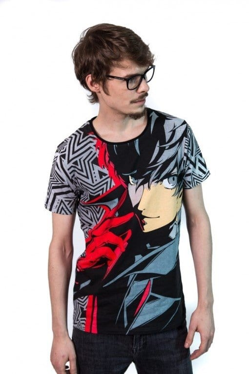 Persona 5 Receives New Line Of Official Apparel