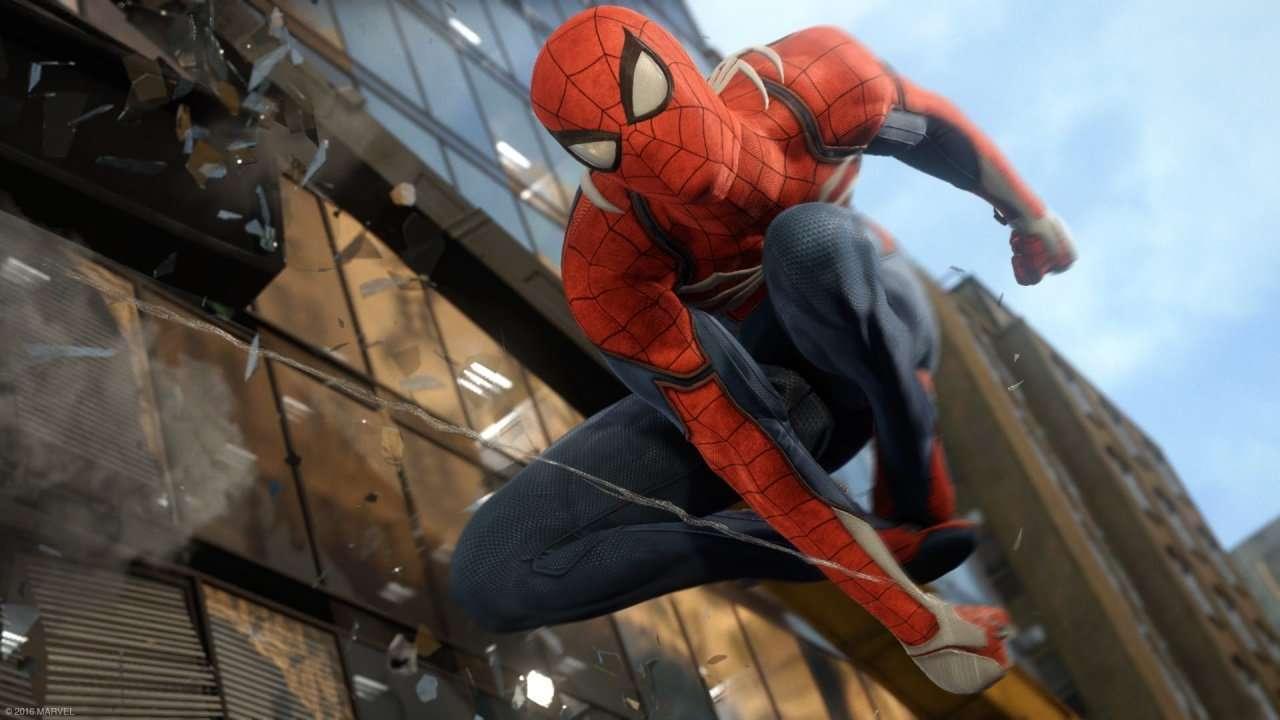 Spider-Man Hideo Kojima