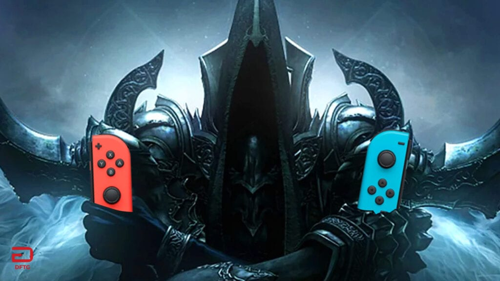 Diablo III Nintendo Switch Gameplay