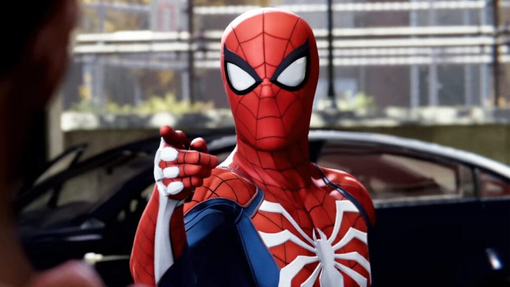 Spider-Man PS4 Gameplay Launch Trailer