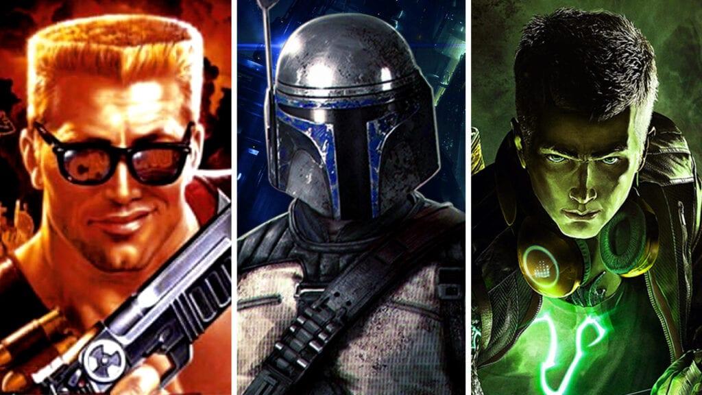Throwback Thursday E3 Never Release Scalebound Star Wars 1313 Duke Nukem Forever