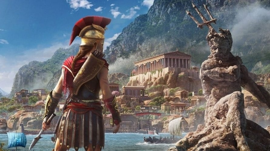 Assassin's Creed Odyssey Post-Launch Roadmap Revealed (VIDEO)
