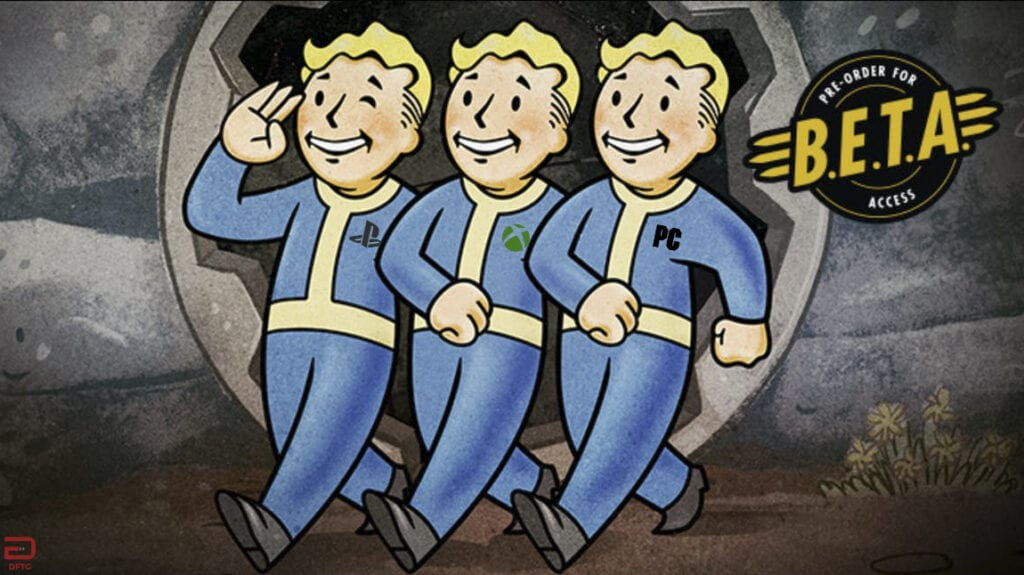 Fallout 76 Crossplay