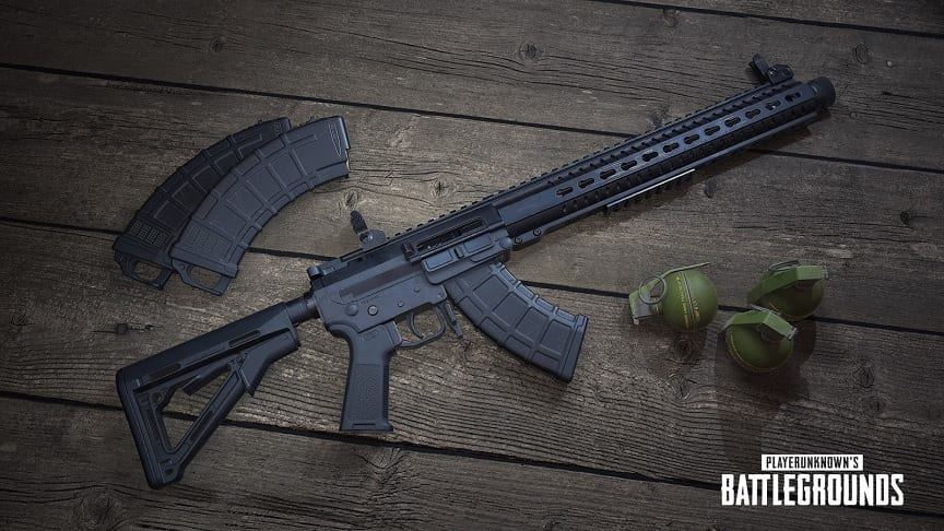 PUBG Reveals New 'MK47 Mutant' Weapon (VIDEO)