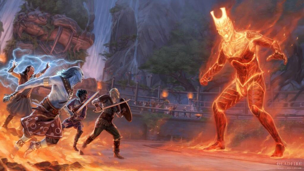 Pillars Of Eternity II: Seeker, Slayer, Survivor DLC Trailer, Release Date Revealed (VIDEO)