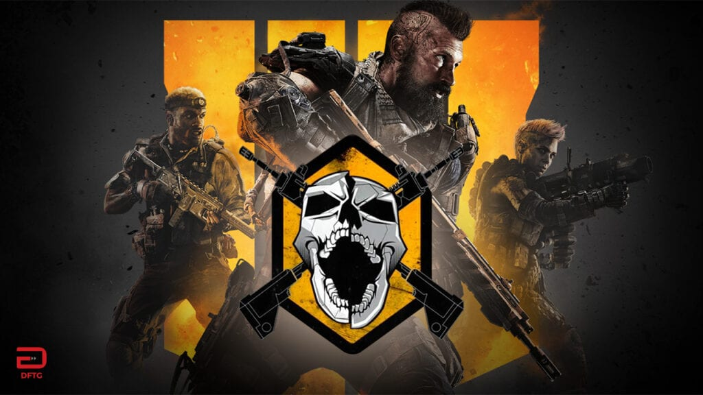 Call Of Duty Black Ops 4 Hardcore Mode