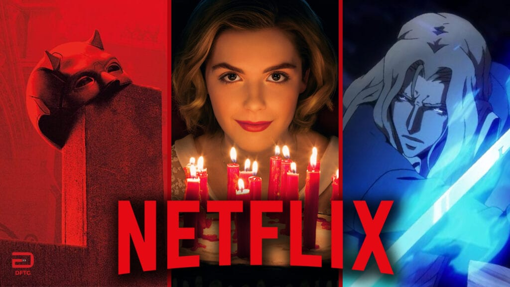 Netflix October 2018 What's New And What's Leaving