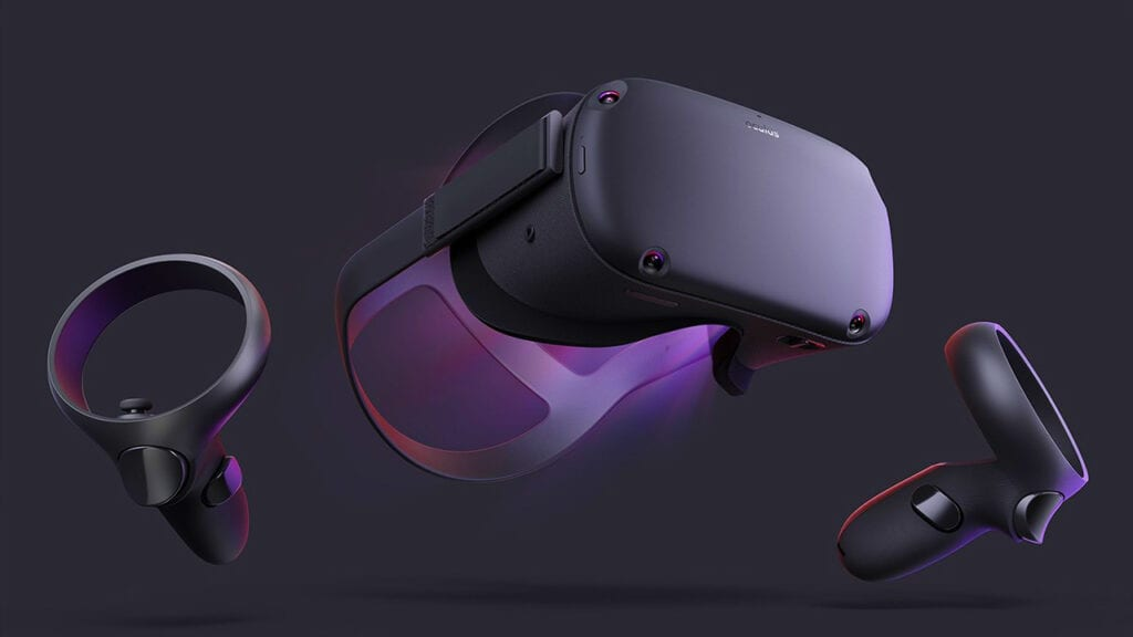 Oculus Quest Standalone All-In-One VR Headset