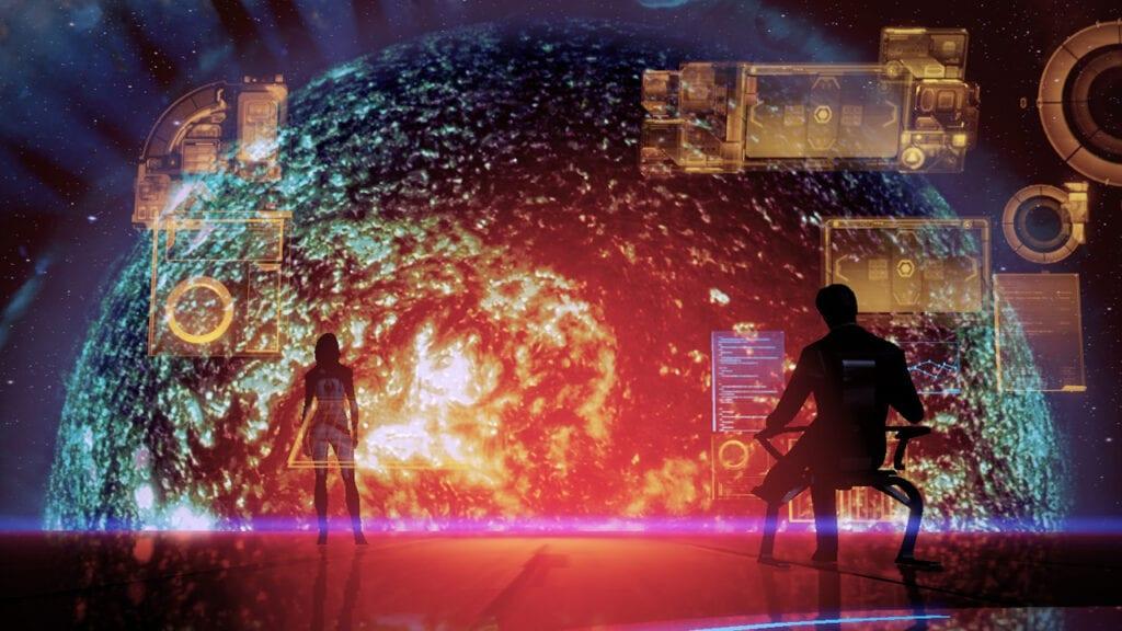 Throwback Thursday Mass Effect 2 Opening