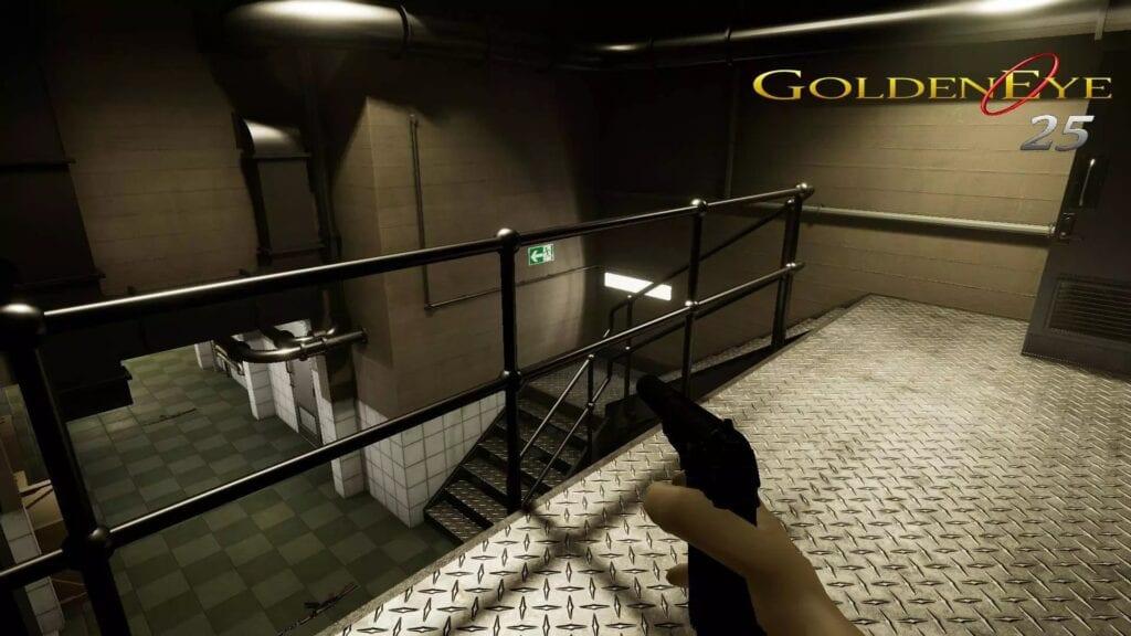 GoldenEye 007 Is Getting A Fan Remake In Unreal Engine 4 (VIDEO)