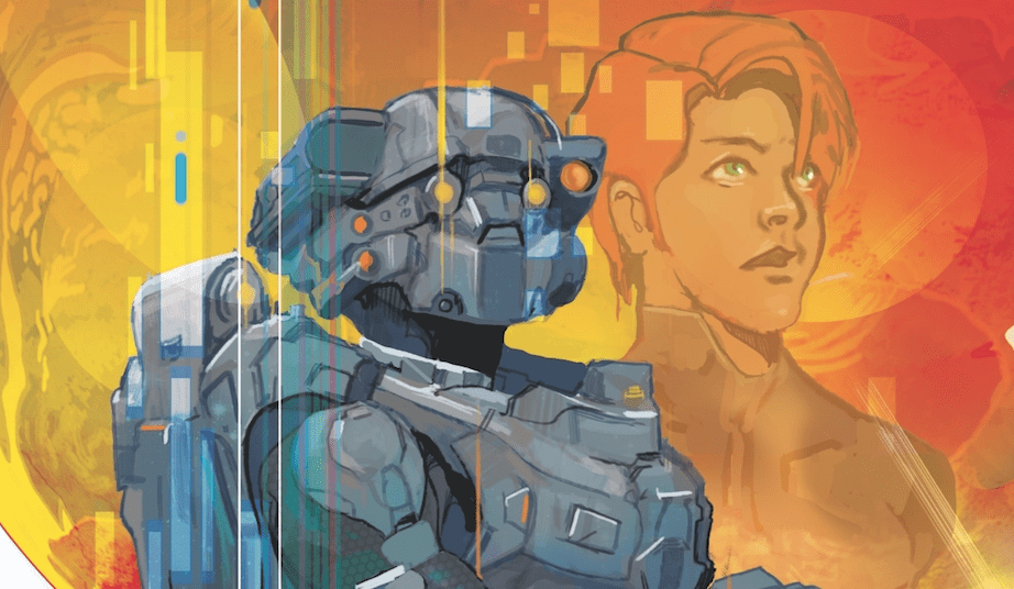 Halo Lone Wolf Cropped