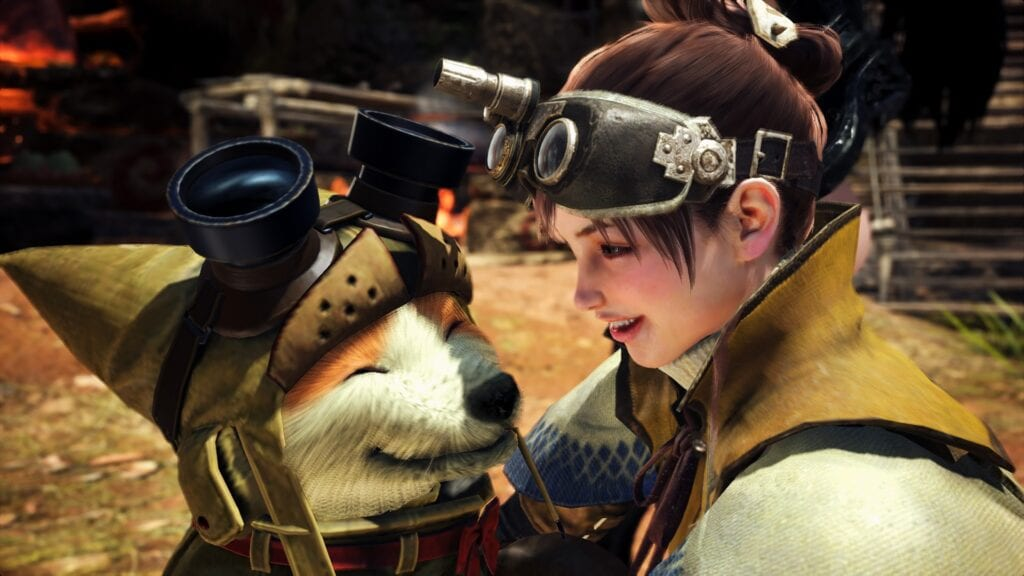 Monster Hunter World Mod Lets You Turn Palicos Into Canine Companions
