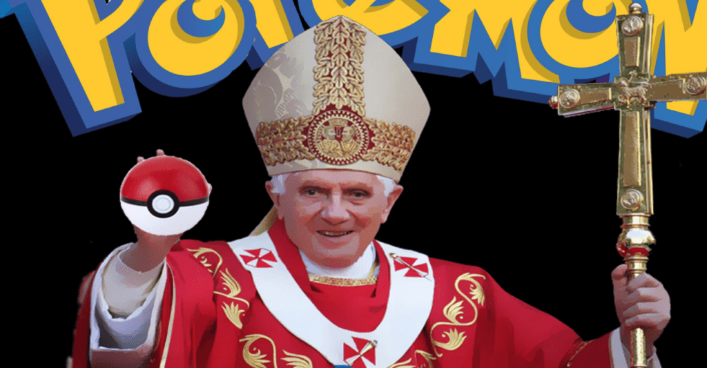 Pope Pokemon
