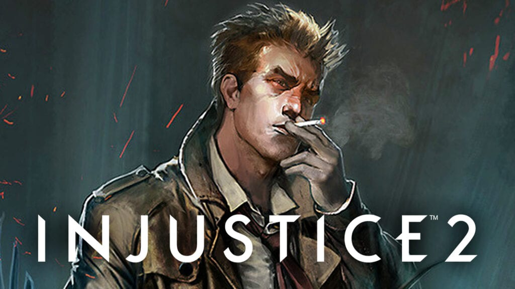 Injustice 2 Artist Reveals Characters That Didn't Make The Cut