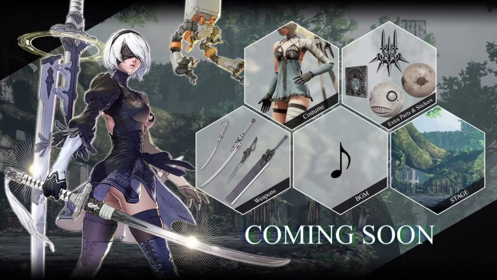 SoulCalibur VI Adds 2B From Nier: Automata To The Roster (VIDEO)
