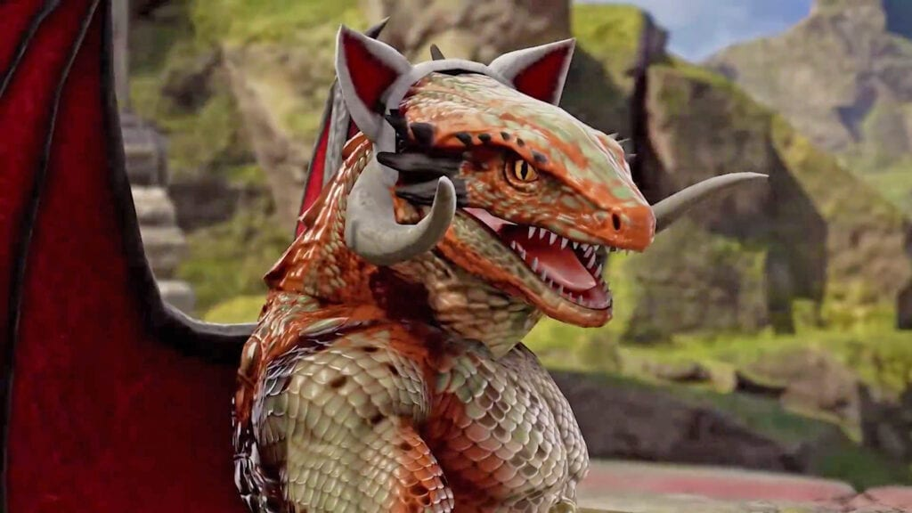 """SoulCalibur VI Shows Off Community-Made """"Wizard Lizard"""" Character (VIDEO)"""