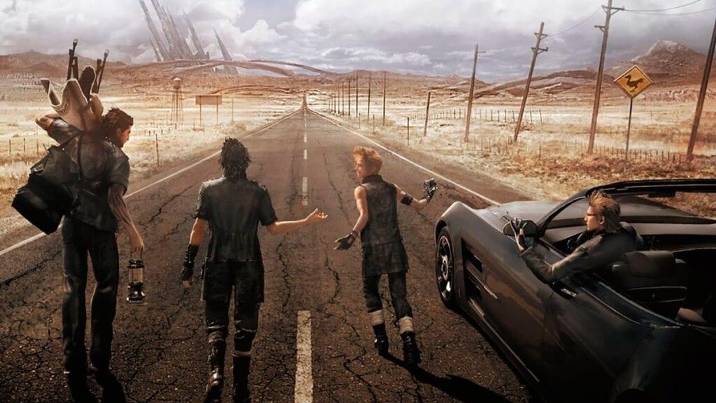 Final Fantasy XV DLC Canceled As Game Director Leaves Studio