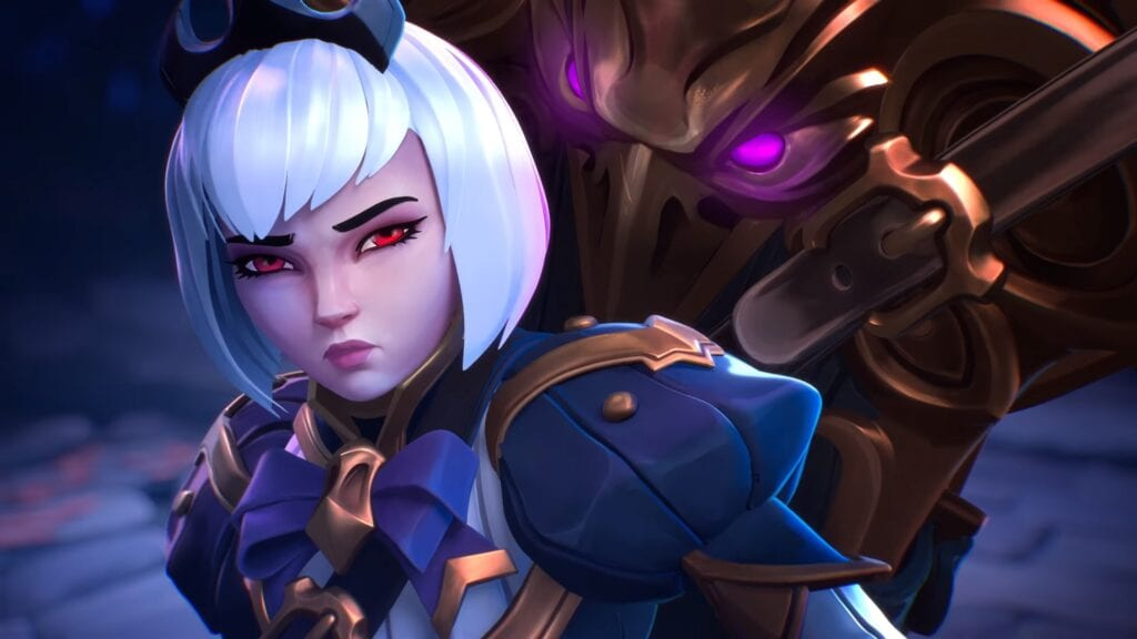 Heroes Of The Storm: New Hero Orphea Revealed (VIDEO)