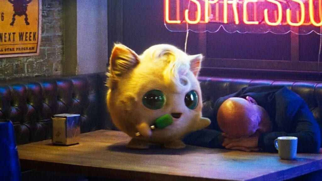 Detective Pikachu Spurs Hilarious Feud Over Furry Jigglypuff