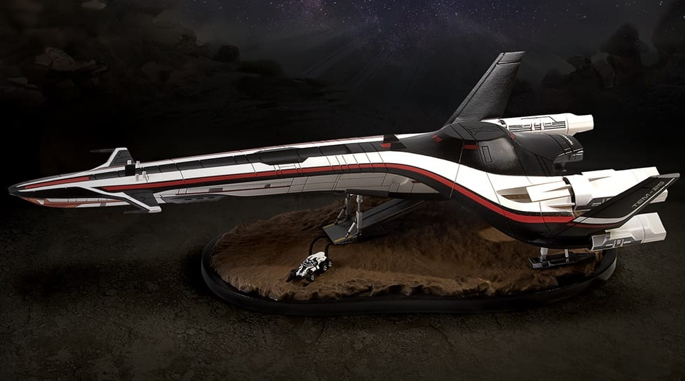 Mass Effect Andromeda Reveals New Tempest Collectible In Celebration Of N7 Day