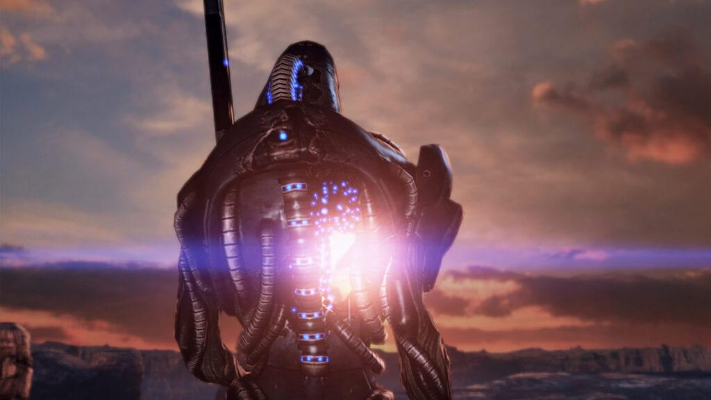 "Mass Effect Producer Says The Series' Future ""Is Bright"""