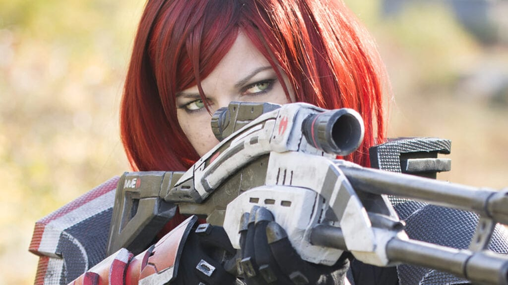 Mass Effect's Commander Shepard Comes to Life In This Cosplay