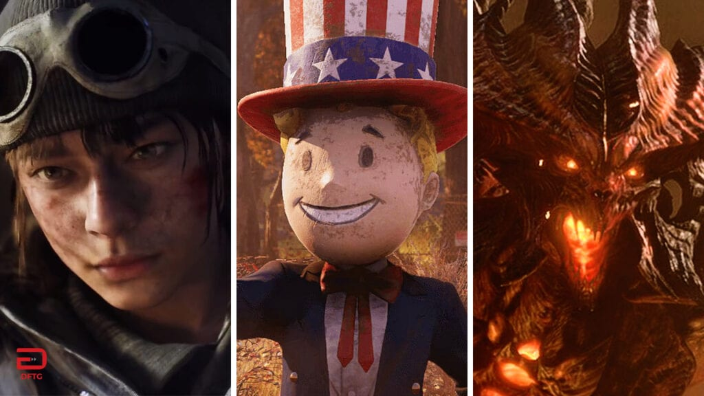 November 2018: All The Games Releasing This Month (VIDEO)