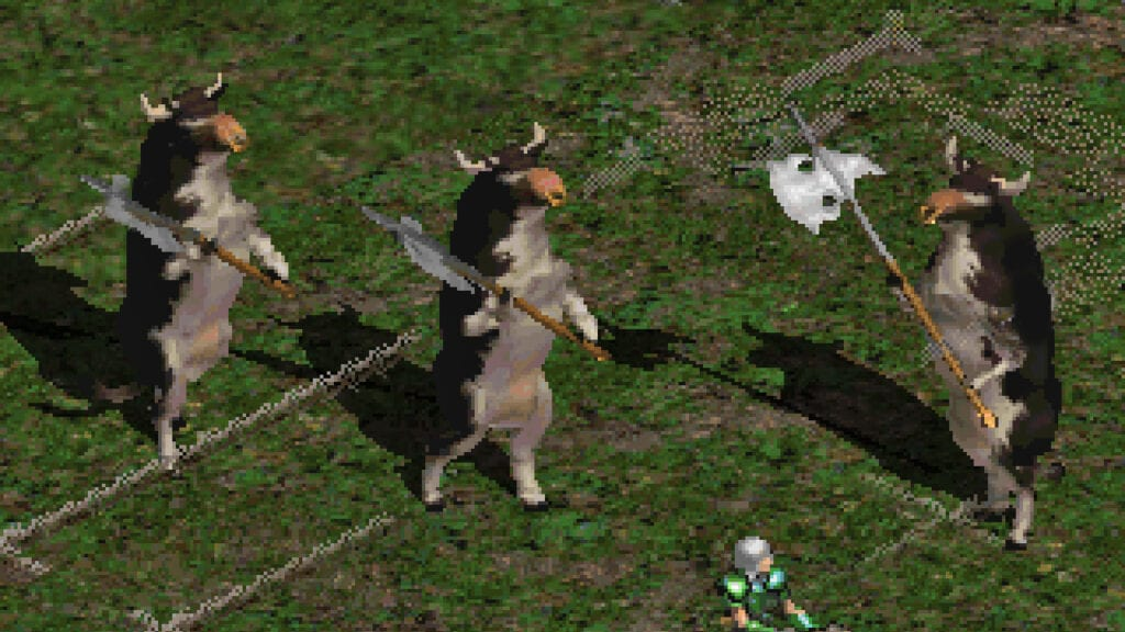 Throwback Thursday: The Demon Cows Of Diablo 2 (VIDEO)