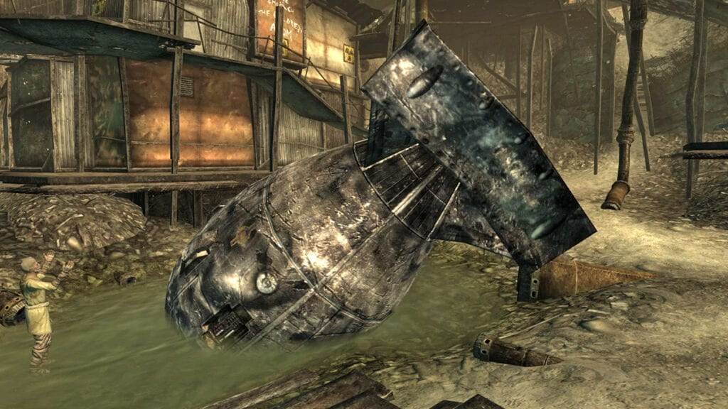 Throwback Thursday: Revisiting Fallout 3's Megaton Dilemma (VIDEO)