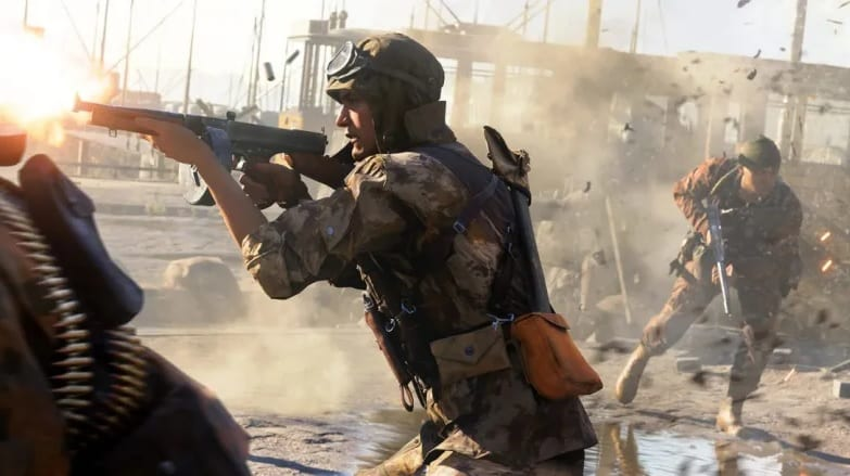 """Battlefield V Brings Back """"Core"""" Time To Kill Playlists"""