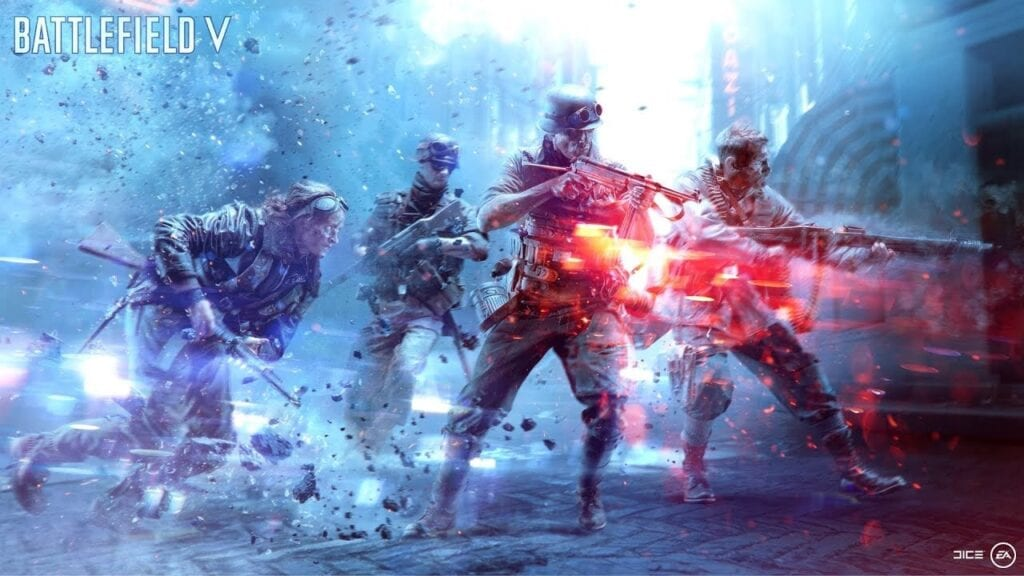 Battlefield V Update Nerfs Max Damage For Most Weapons, Players Now Harder To Kill