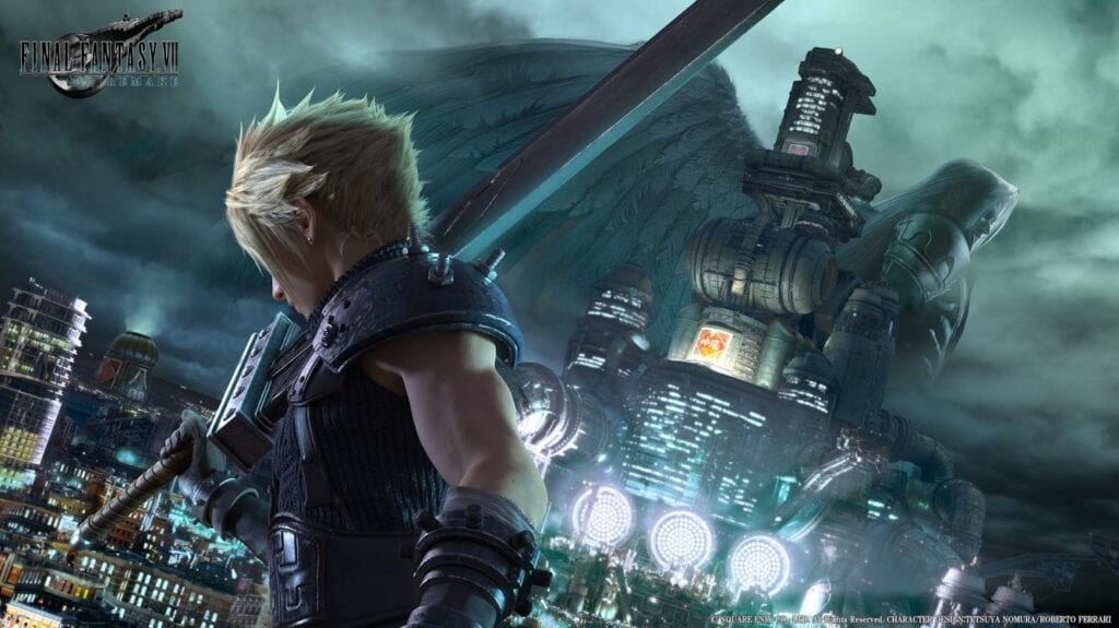Final Fantasy VII Remake News Ahead