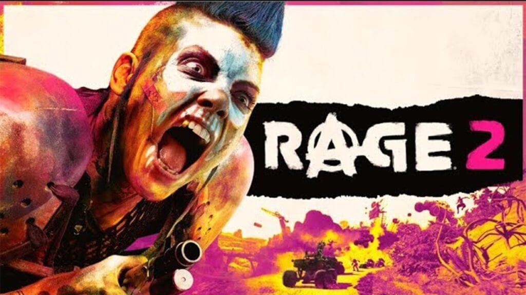 Bethesda Is Giving Away a Sweet Rage 2 Xbox One and PS4 Controller
