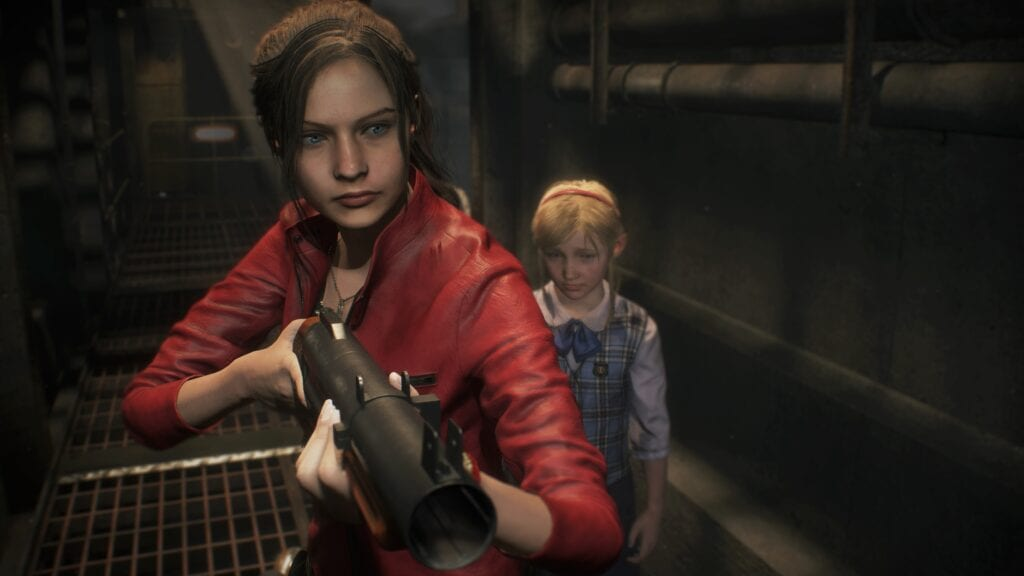 Resident Evil 2 Rating Hints At Possible Microtransactions