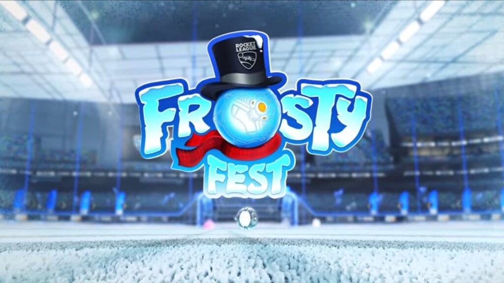 Rocket League 'Frosty Fest 2018' Event Is Now Live (VIDEO)