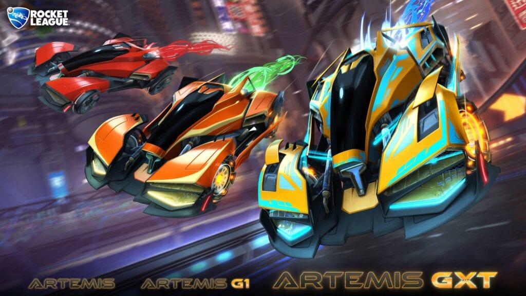 Rocket League Reveals First Details For 'Rocket Pass 2' (VIDEO)