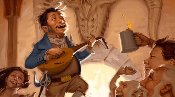 Dungeons & Dragons Operatic Bard Subclass Created By Professional Opera Singer