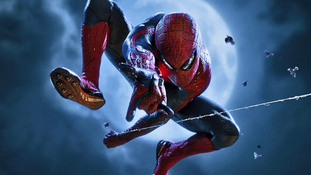 Spider-Man Responds To 'Amazing Spider-Man' Suit Request